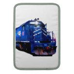 Blue SD-40 Locomotive MacBook Air Sleeves