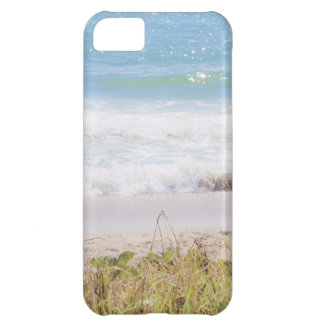 Blue sea Beach Photography iPhone 5C Cover