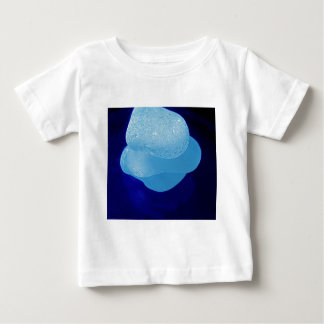 Blue Sea Glass Reflections Baby T-Shirt