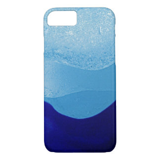 Blue Sea Glass Reflections iPhone 7 Case