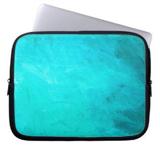 Blue Seas Ahead! - Laptop Electronics Bag Computer Sleeves