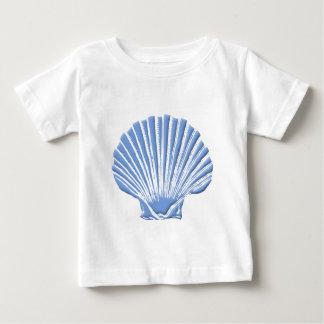 Blue Seashell Shirt