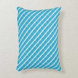 blue seaside pillow #2
