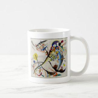 Blue Segment Coffee Mug