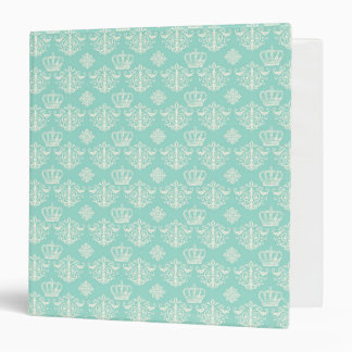 Blue Shabby Chick EZ-Turn™ Ring Avery Signature 1. Binder