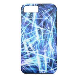 Blue Shards iPhone 7 Plus Case