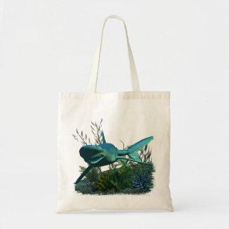 Blue Shark Bag