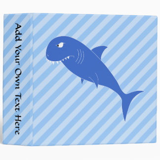 Blue Shark. Binder