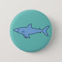 Blue-Shark Button