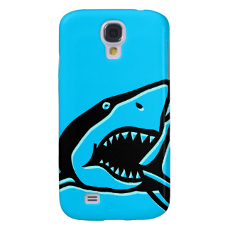 Blue Shark Galaxy S4 Covers