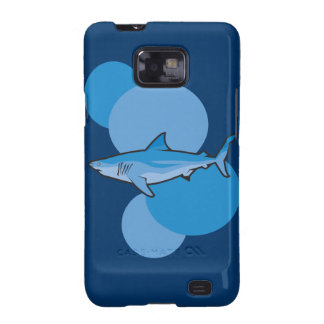 Blue Shark Samsung Galaxy S2 Covers