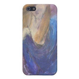 Blue Shawl-iPhone 4 Case