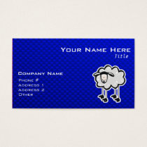 Blue Sheep Business Card
