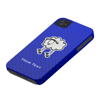 Blue Sheep iPhone 4 Cases
