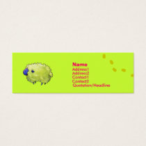 Blue Sheep Profile Card