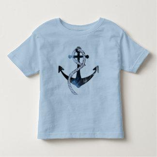 Blue Ships Anchor Toddler T-shirt