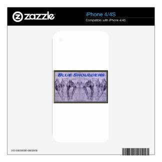 Blue Shoulders black outline.jpg iPhone 4 Decal