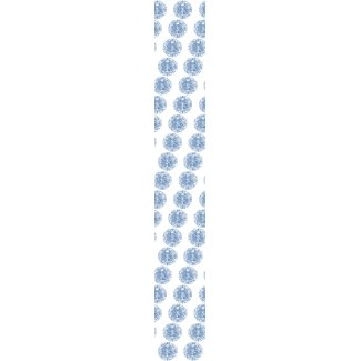 Blue Shuan Xi tie