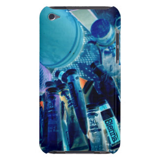 Blue Sienna iPod Touch Case-Mate Case