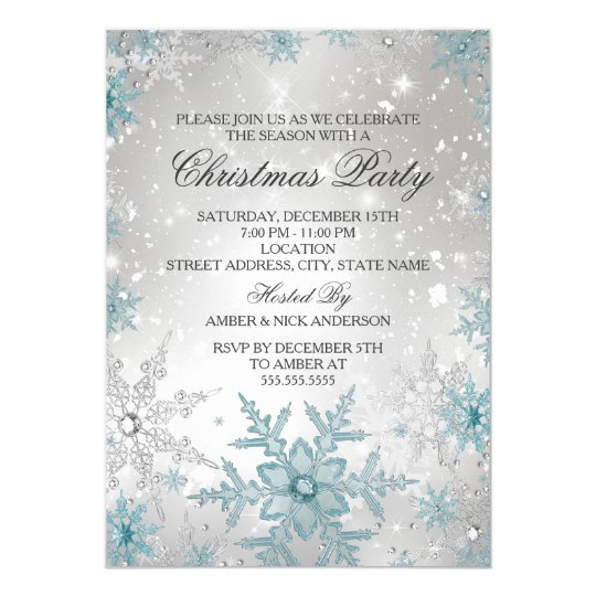 Christmas Party Invitations – Invitation Cards for Christmas