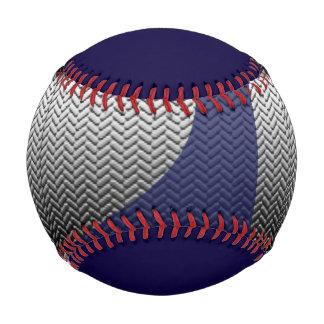 Blue Silver Industial Baseball