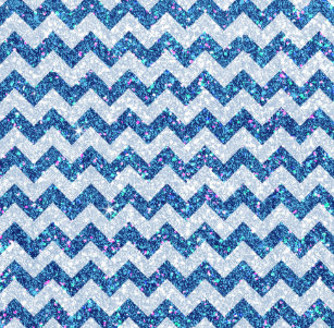 Blue Zig Zag Wall Decals Stickers Zazzle