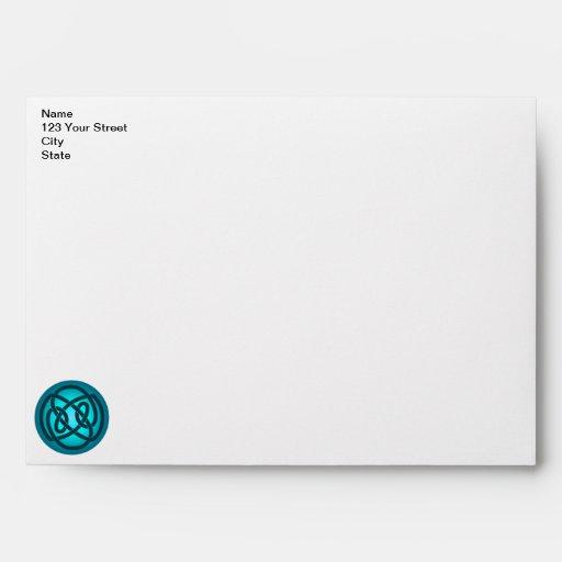 Blue Single Loop Knot Envelopes