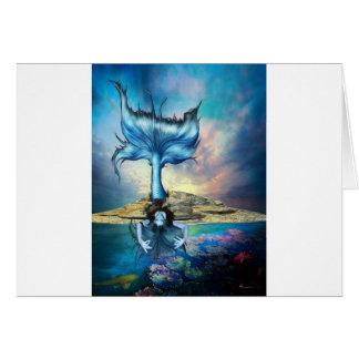BLUE SIREN CARD