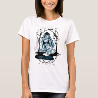 Blue Skelegirl T-Shirt