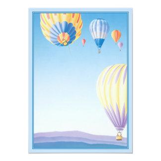 Blue Skies © 5x7 Paper Invitation Card