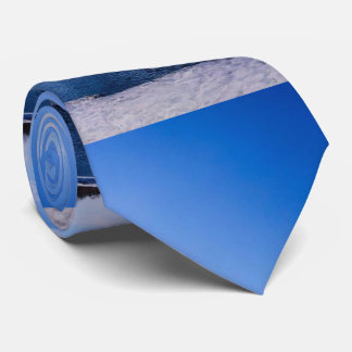 """BLUE SKIES AT NIGHT"" NECKTIE"