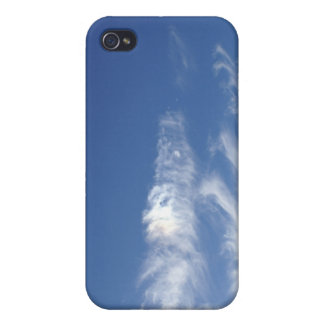 Blue Skies Bright Day Iphone Case Cover For iPhone 4