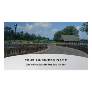 Blue Skies Business Card