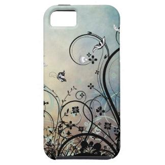 Blue Skies & Butterflies iPhone 5 Case