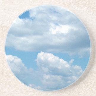 'Blue Skies'  Coaster