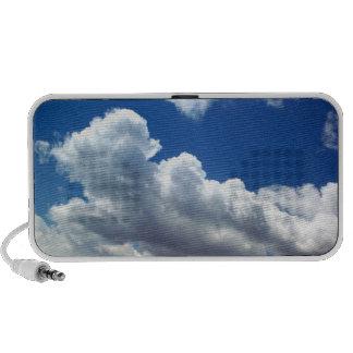 'Blue Skies'  Doodle Speaker