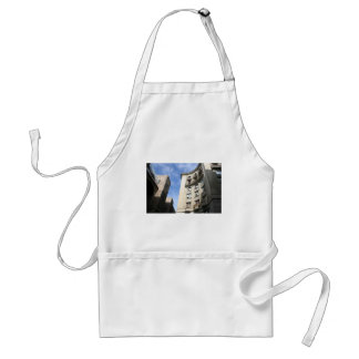 Blue Skies In Barcelona Aprons
