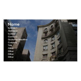 Blue Skies In Barcelona Business Cards