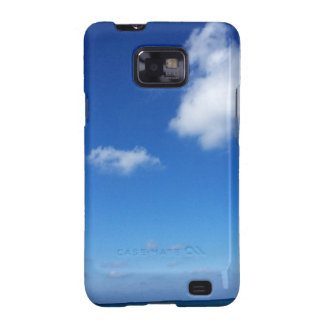 Blue skies in Cozumel Galaxy SII Cases