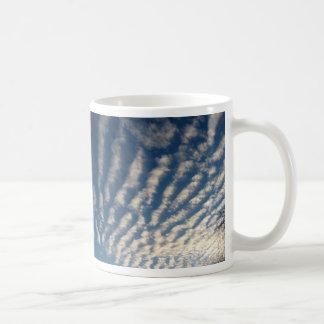 Blue Skies in Morning Coffee Mug
