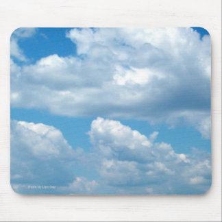 'Blue Skies'  Mousepad
