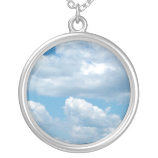 'Blue Skies'  Necklace