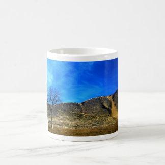 Blue Skies of Boise Coffee Mug