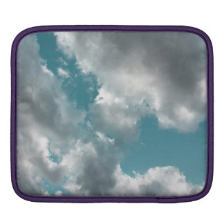 Blue Skies Sleeve For iPads