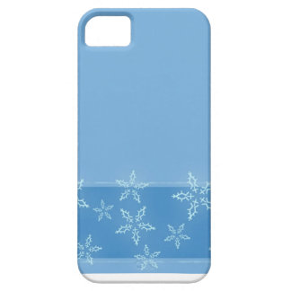Blue Skies, Snow Crystals, Accumulation iPhone SE/5/5s Case