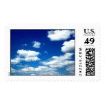 Blue Skies Stamps
