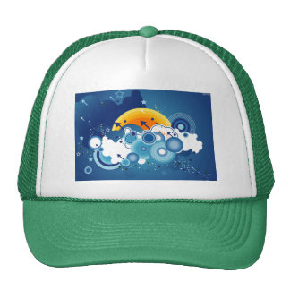 Blue Skies Trucker Hat