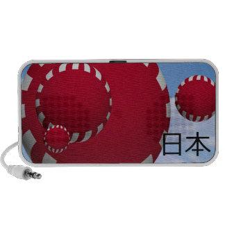 Blue Skies Visit Japan :) Portable Speakers