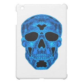 Blue Skull Horror Mask iPad Mini Case