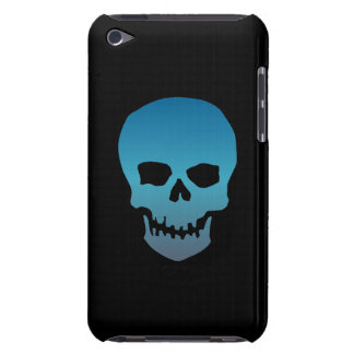 Blue Skull iPod Touch Case-Mate Case